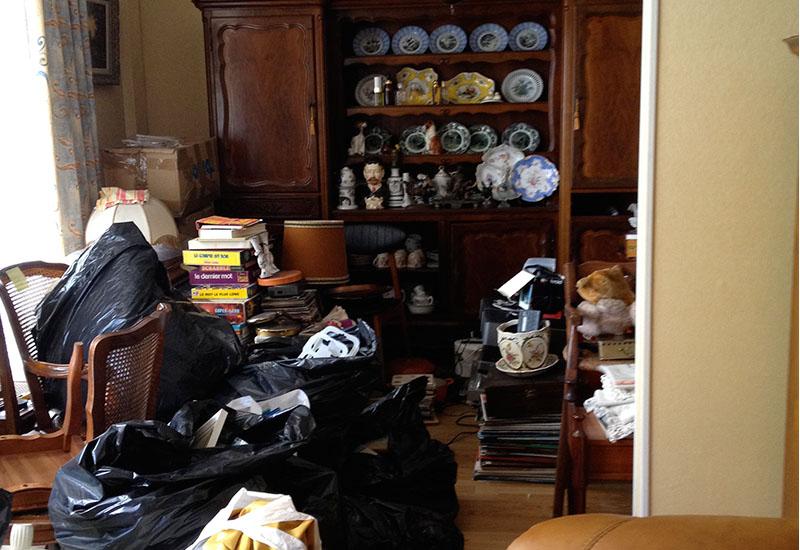 Débarras maison, appartement, cave, garage... - Paris débarras