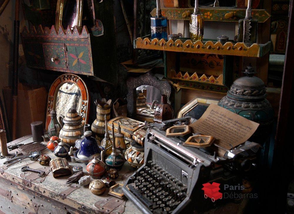 objets d'antiquité - Paris Débarras