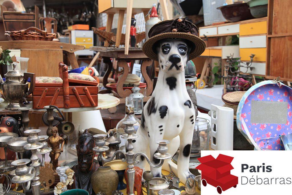 vendre des objets à une entreprise de débarras - Paris Débarras