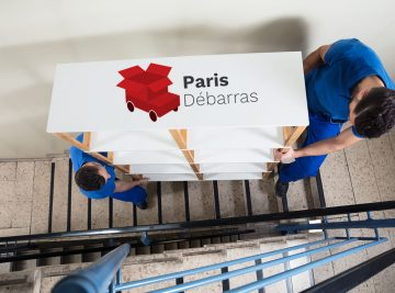 Désencombrer appartement dans un immeuble - Paris Débarras