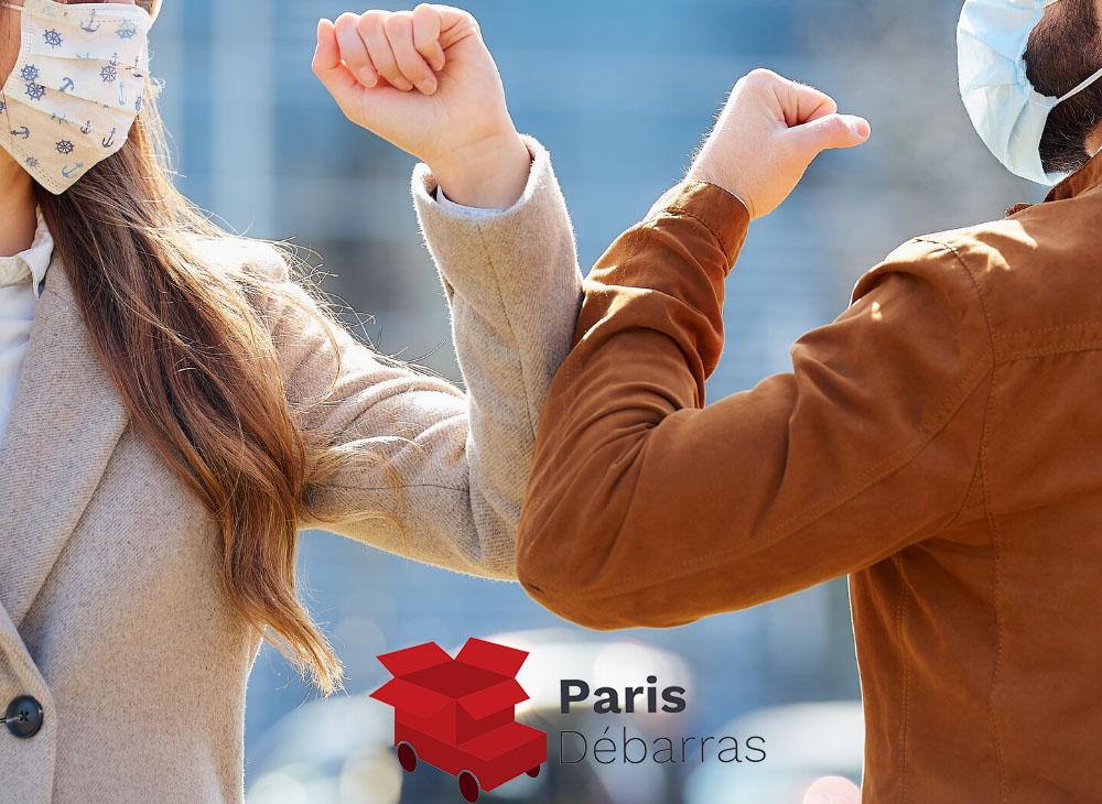 Partenariat Paris Débarras et Bugator