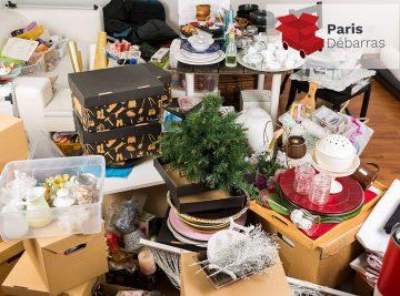 Débarras appartement en urgence - Paris Débarras