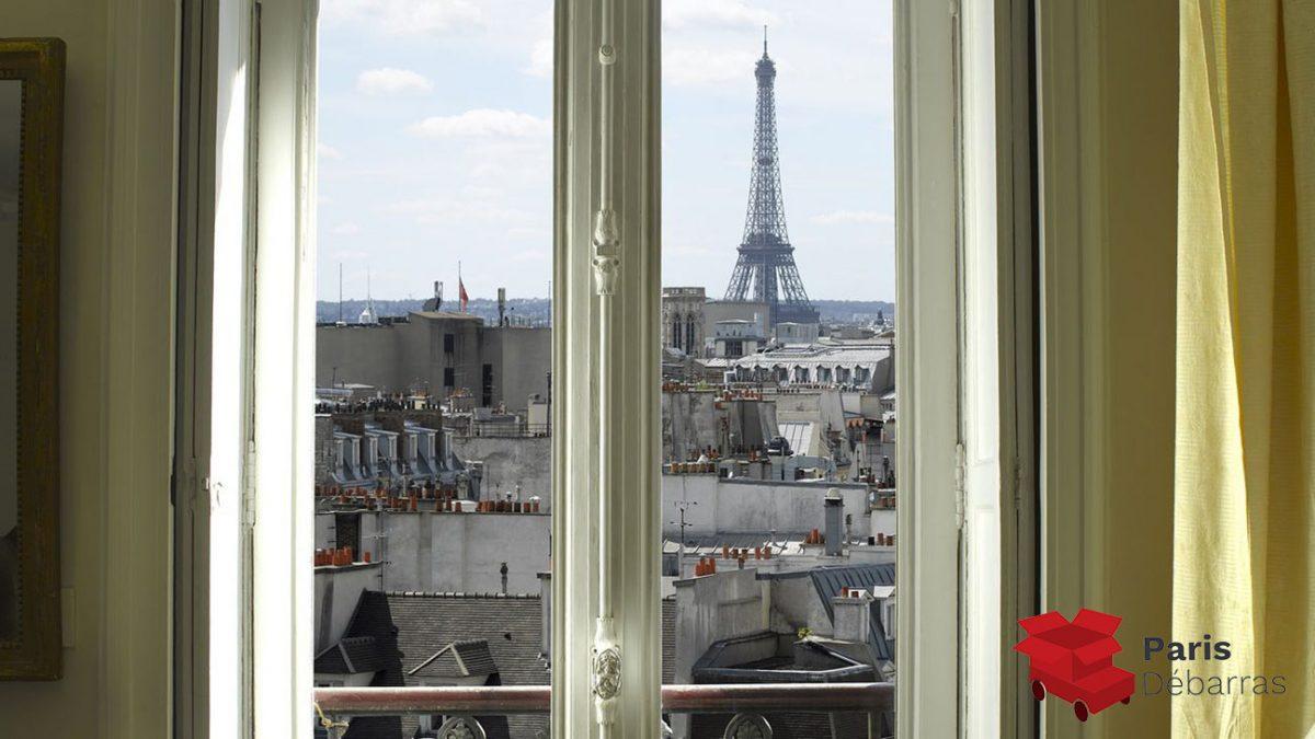 Débarras de maison Paris - Paris Débarras