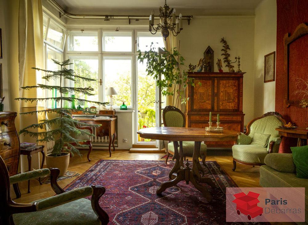 Débarras maison après succession - Paris Débarras
